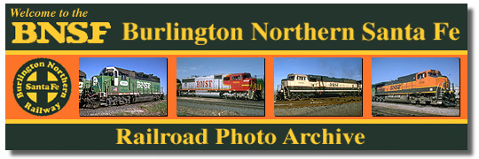 Welcome to the BNSF Photo Archive